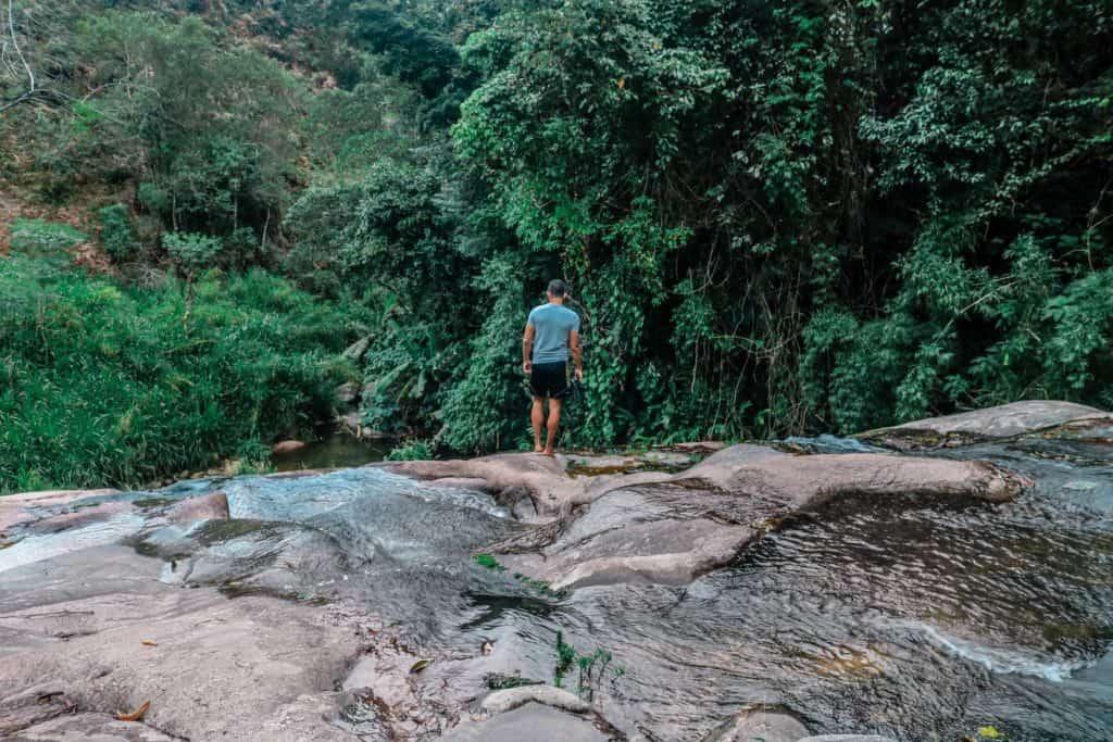 Cachoeira em Nova Friburgo RJ