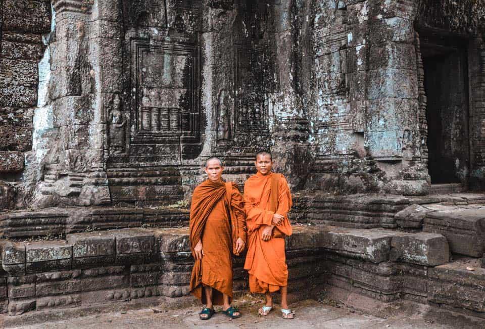 estilo de vida minimalista ods monges