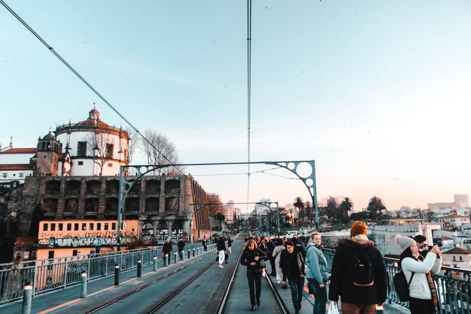 Ponte Luis l Porto Portugal