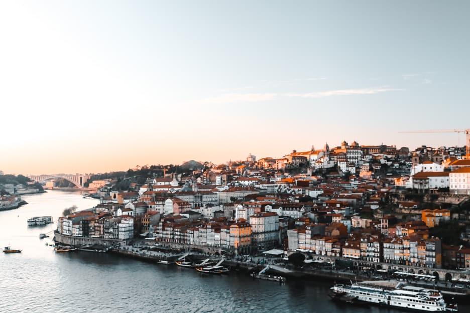 Cais do porto portugal