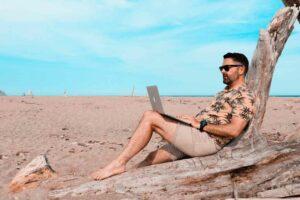 Destinos mais visitados pelos nomades digitales