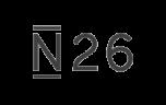 banque en ligne n26 logo
